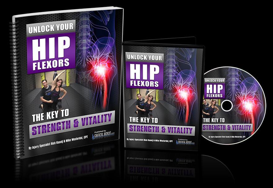 Unlock Your Hip Flexors Book