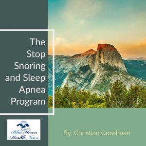 The Stop Snoring And Sleep Apnea Exercise Program Review